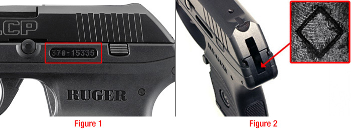 Ruger - LCP® Product Safety Warning and Recall Notice