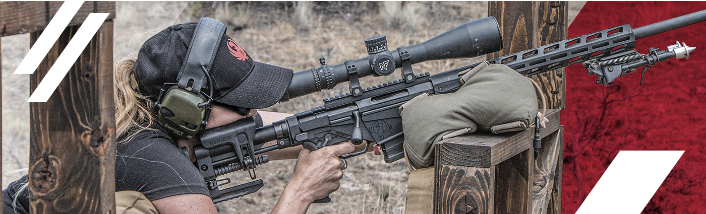 Ruger® Ruger Precision® Rifle * Bolt-Action Rifle Models