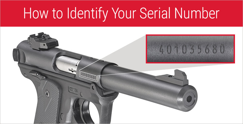How to find your serial number