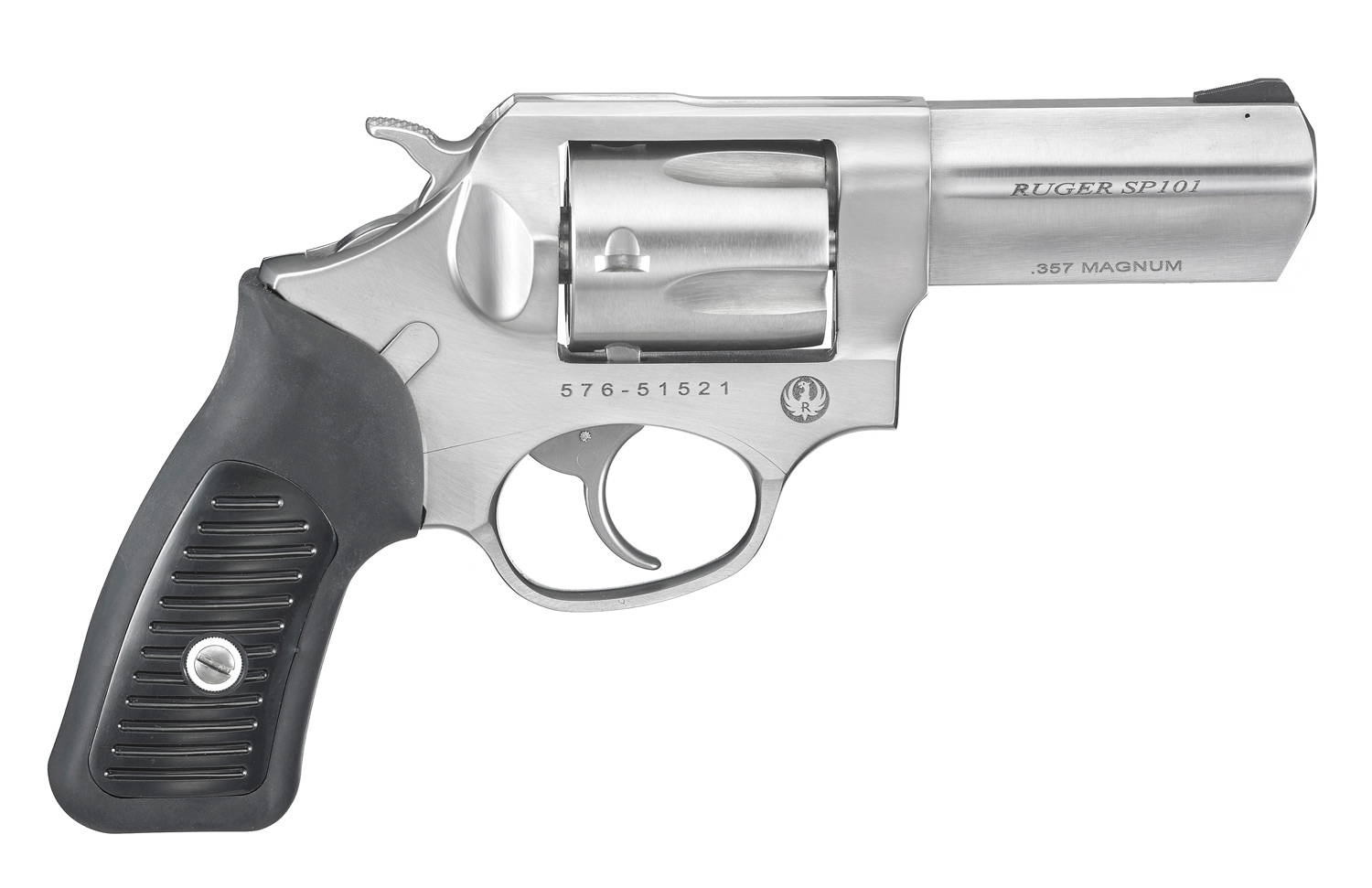 Ruger® SP101® Standard Double-Action Revolver Model 5719