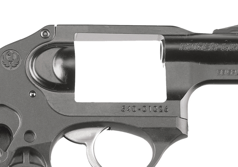 ruger lcr double action revolvers