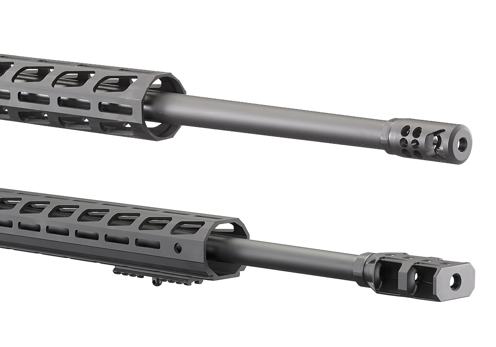 Ruger® Ruger Precision® Rifle * Bolt-Action Rifle Models