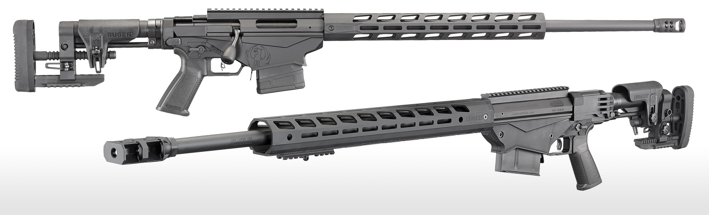 ruger ruger precision rifle bolt action rifle models