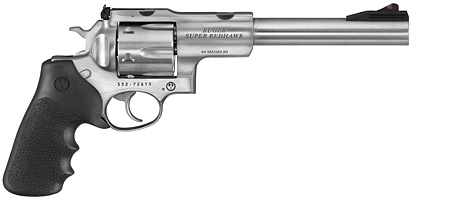 Ruger Super Redhawk revolvers
